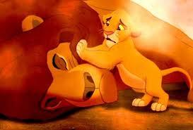 La muerte del rey león
